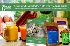 liver and gallbladder detox pack